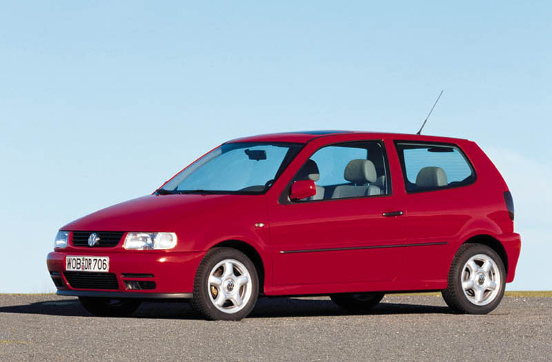 Volkswagen Polo 1.9 1996 photo - 10