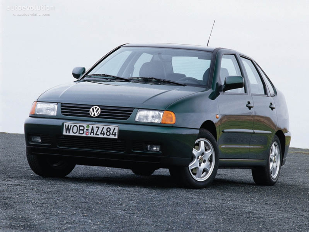 Volkswagen Polo 1.9 1996 photo - 12