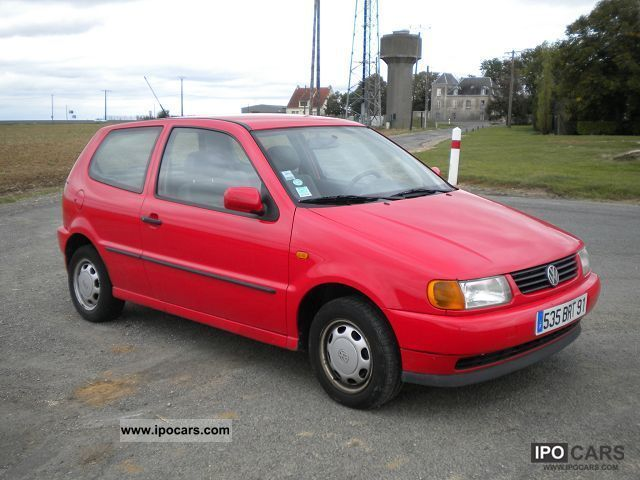 Volkswagen Polo 1.9 1996 photo - 3