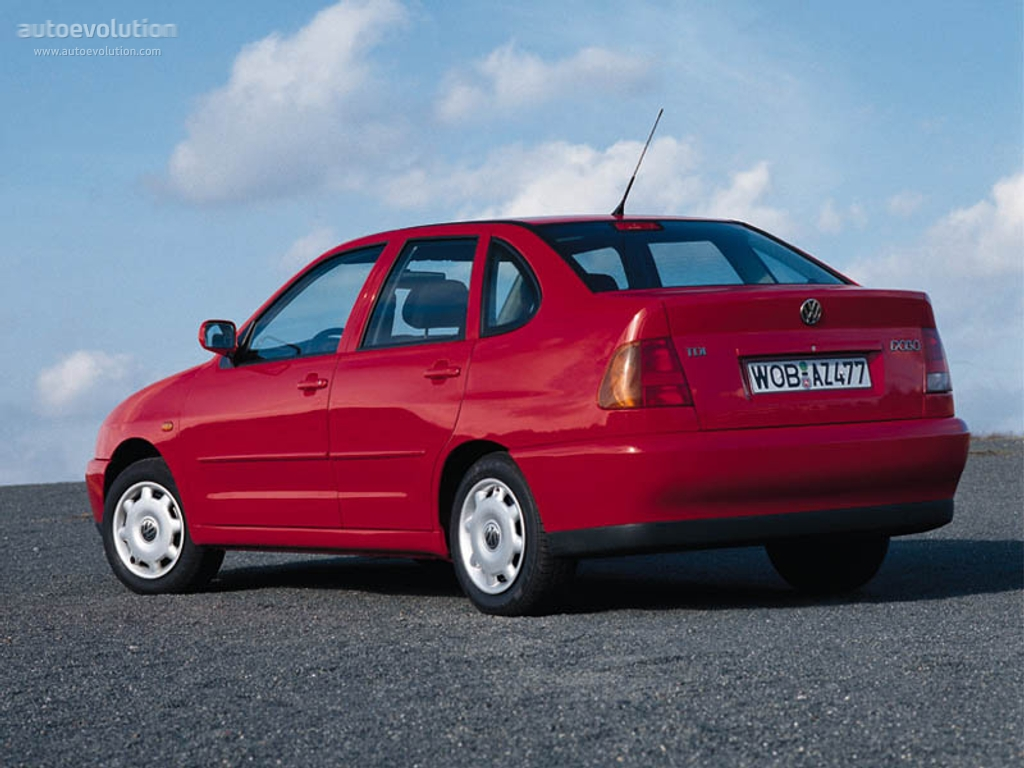 Volkswagen Polo 1.9 1996 photo - 4