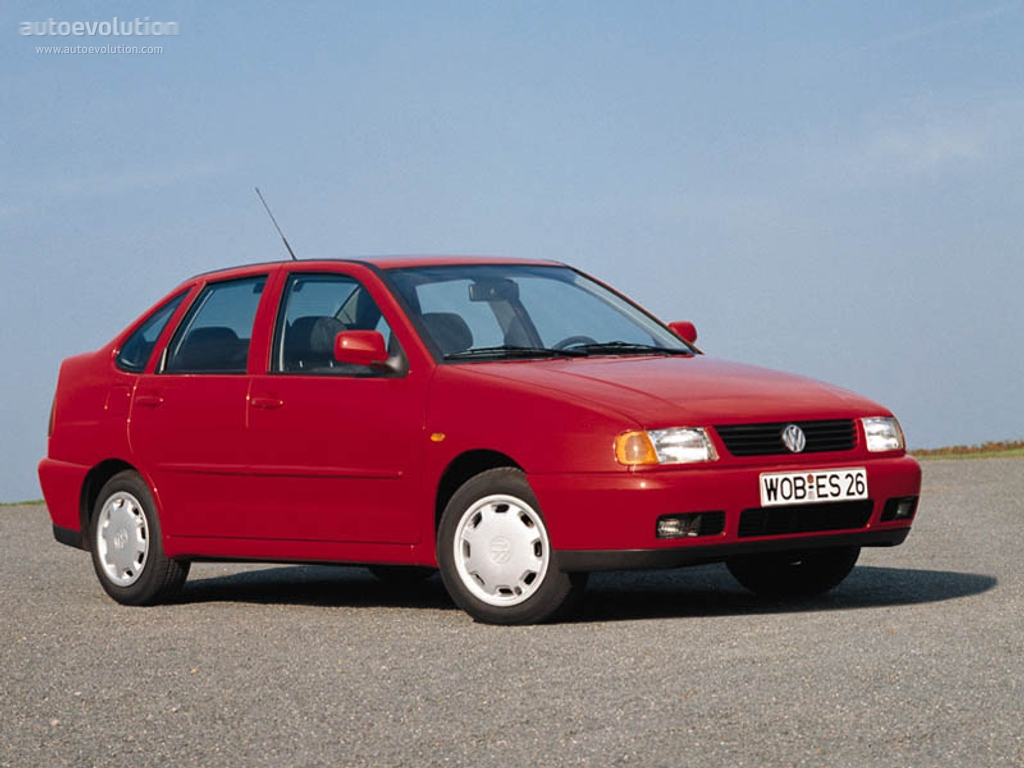 Volkswagen Polo 1.9 1996 photo - 5