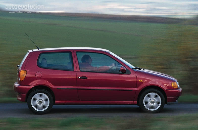 Volkswagen Polo 1.9 1996 photo - 6