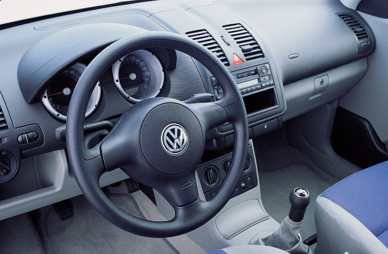 Volkswagen Polo 1.9 2000 photo - 11