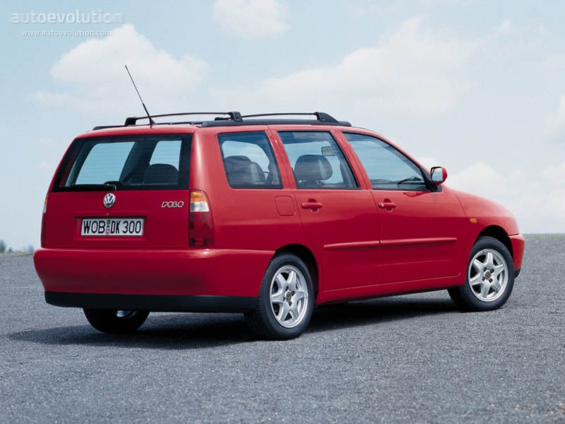 Volkswagen Polo 1.9 2000 photo - 12