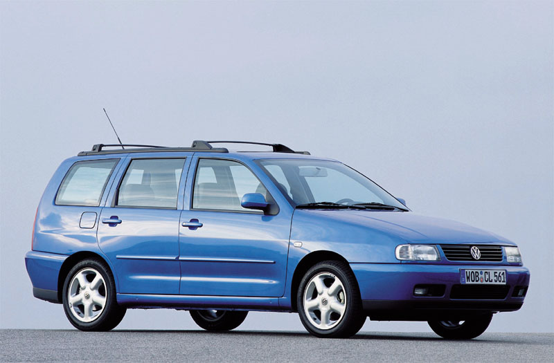 Volkswagen Polo 1.9 2000 photo - 2