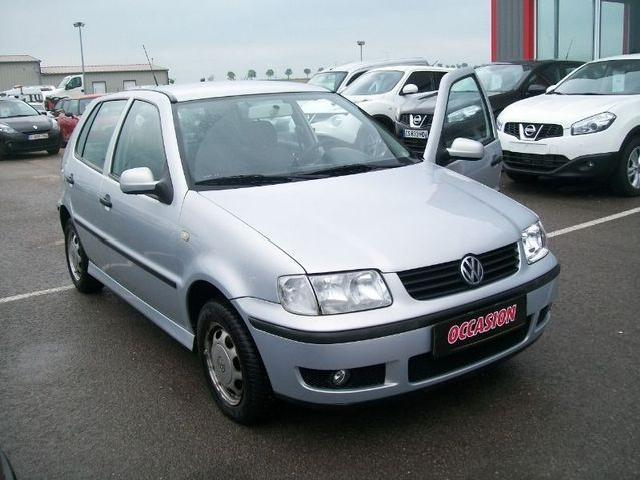 Volkswagen Polo 1.9 2000 photo - 7