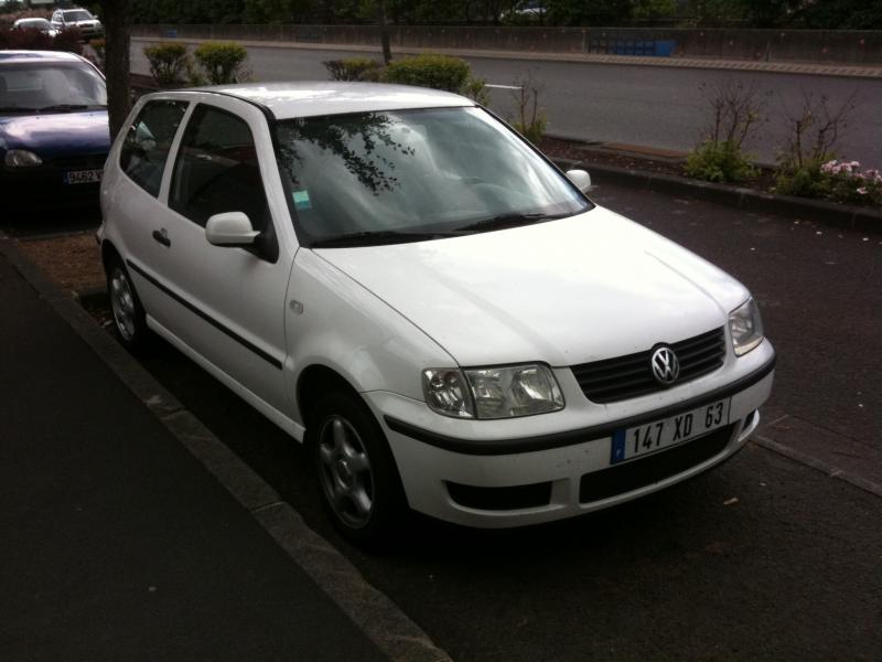 Volkswagen Polo 1.9 2000 photo - 8