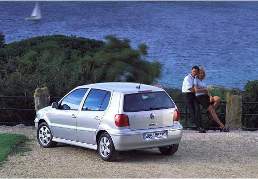 Volkswagen Polo 1.9 2000 photo - 9