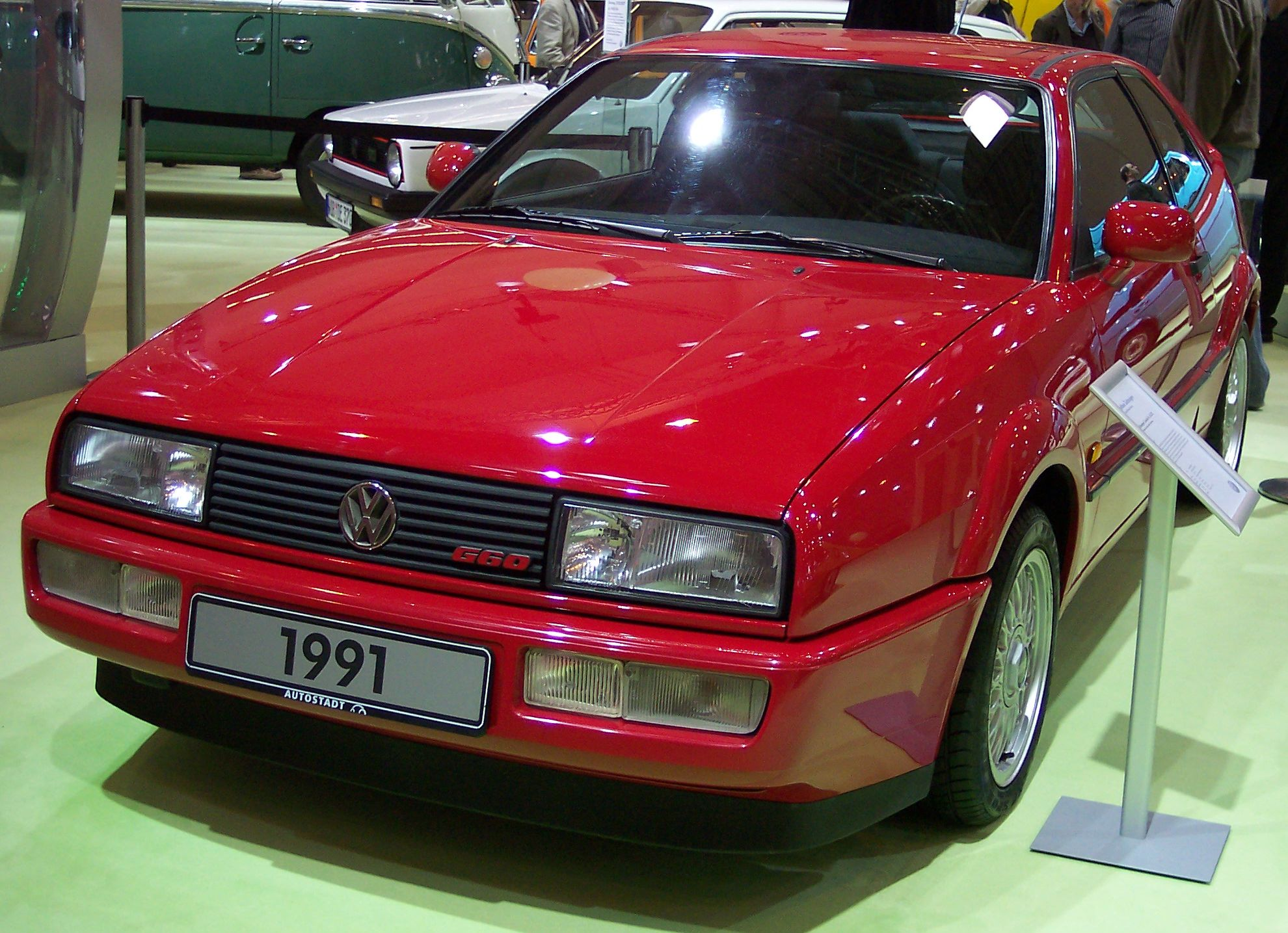 Volkswagen Scirocco 1.3 1999 photo - 11