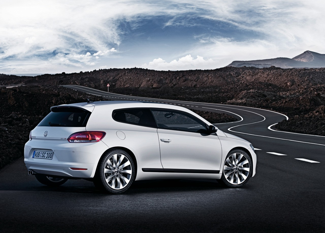 Volkswagen Scirocco 1.4 2010 photo - 1