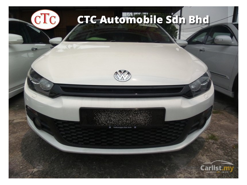 Volkswagen Scirocco 1.4 2010 photo - 12