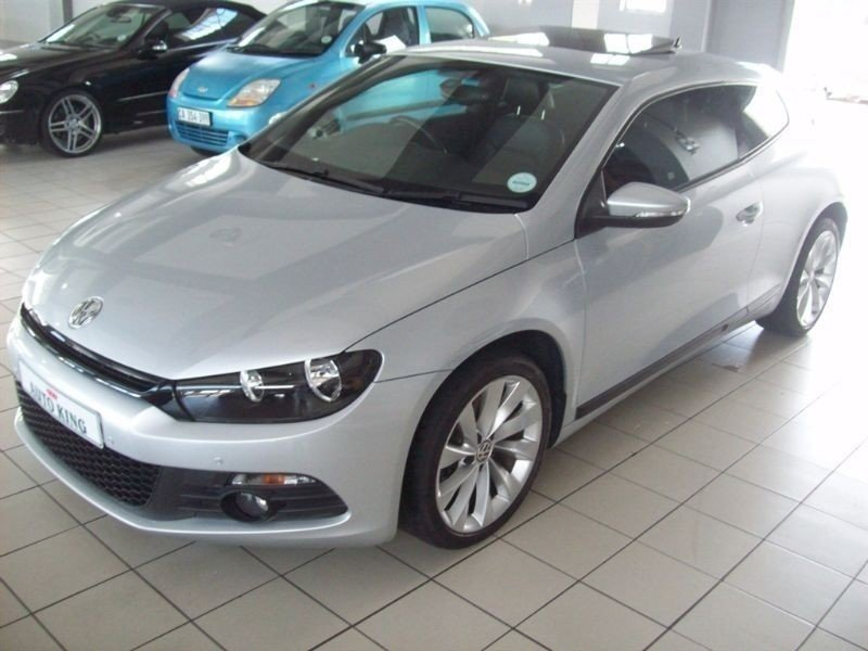 Volkswagen Scirocco 1.4 2010 photo - 5