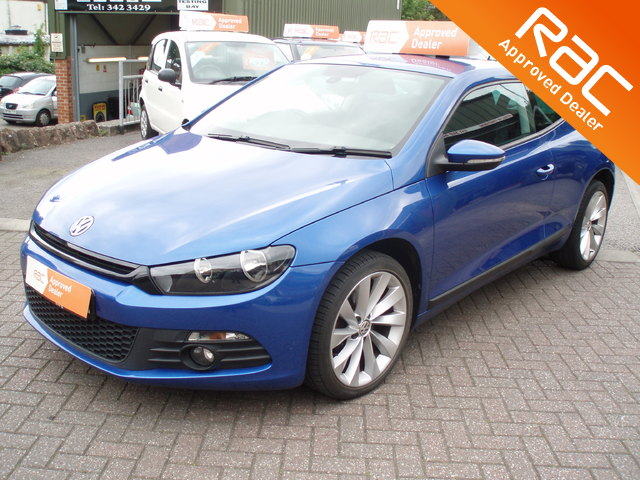 Volkswagen Scirocco 1.4 2010 photo - 9