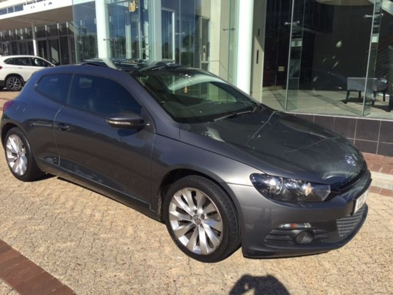 Volkswagen Scirocco 1.4 2013 photo - 1
