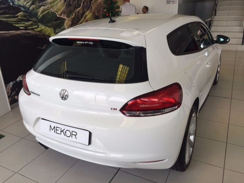 Volkswagen Scirocco 1.4 2013 photo - 11