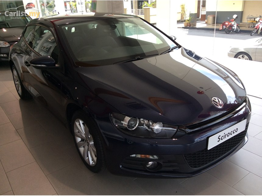 Volkswagen Scirocco 1.4 2013 photo - 12