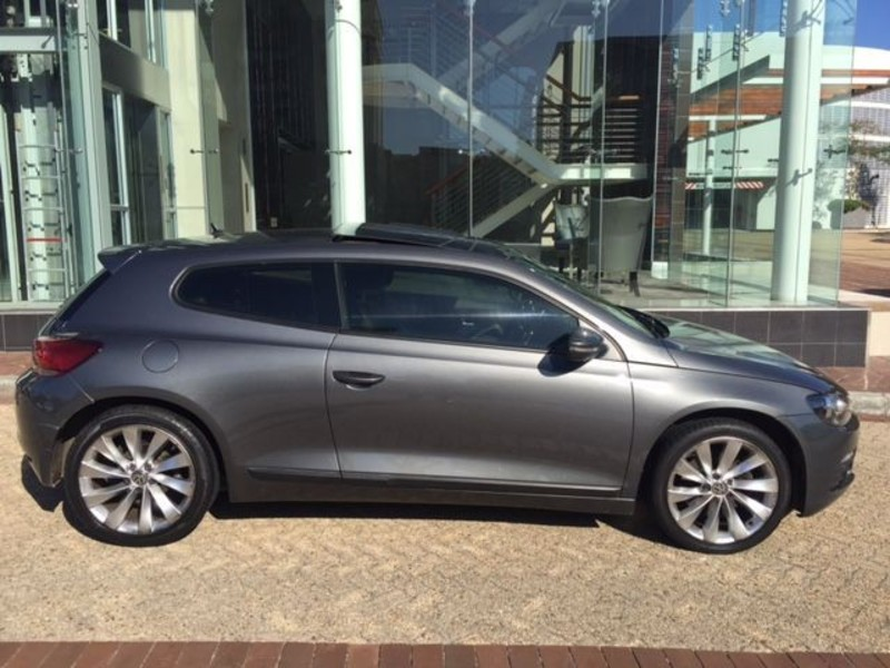 Volkswagen Scirocco 1.4 2013 photo - 2