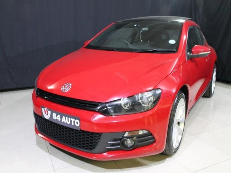 Volkswagen Scirocco 1.4 2013 photo - 4