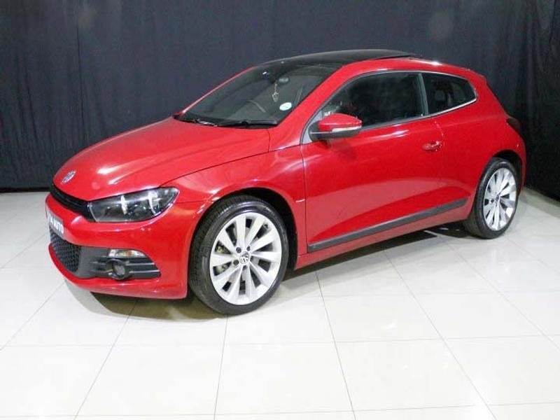 Volkswagen Scirocco 1.4 2013 photo - 5