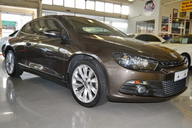 Volkswagen Scirocco 1.4 2013 photo - 8