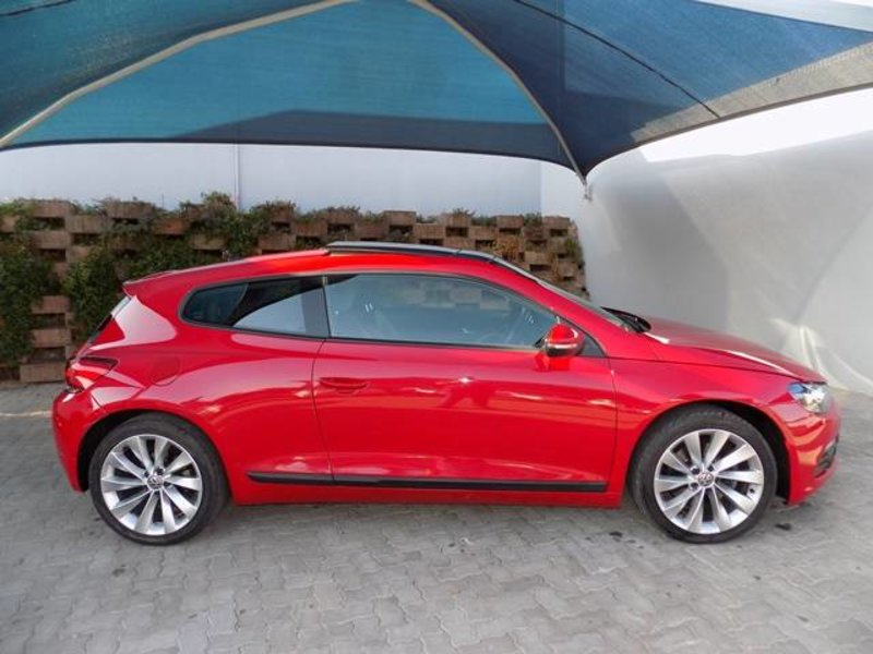 Volkswagen Scirocco 1.4 2013 photo - 9