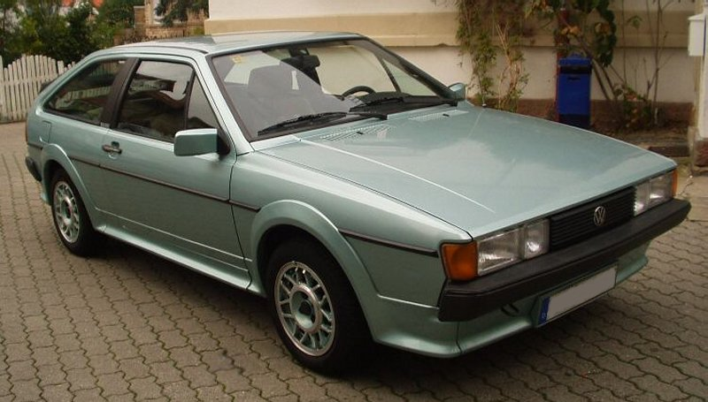 Volkswagen Scirocco 1.5 1986 photo - 10