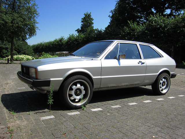 Volkswagen Scirocco 1.5 1986 photo - 12