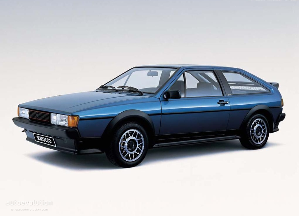 Volkswagen Scirocco 1.5 1986 photo - 8