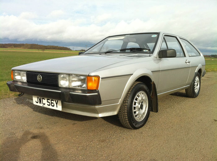 Volkswagen Scirocco 1.6 1983 photo - 1