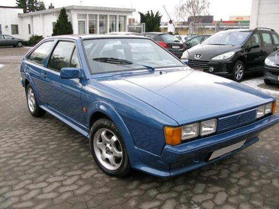 Volkswagen Scirocco 1.6 1983 photo - 11