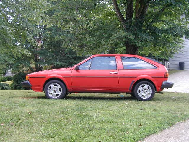 Volkswagen Scirocco 1.6 1983 photo - 12