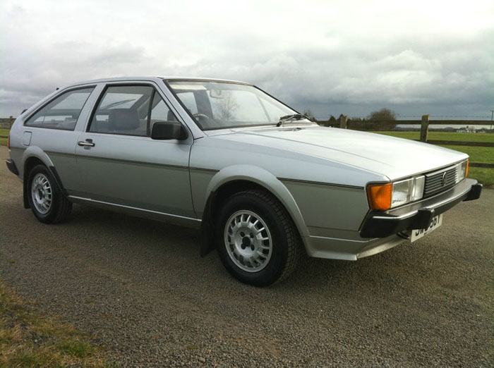 Volkswagen Scirocco 1.6 1983 photo - 3