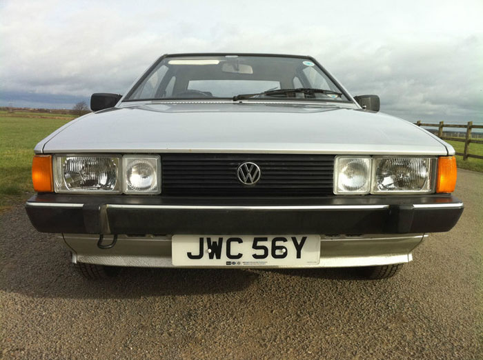 Volkswagen Scirocco 1.6 1983 photo - 4