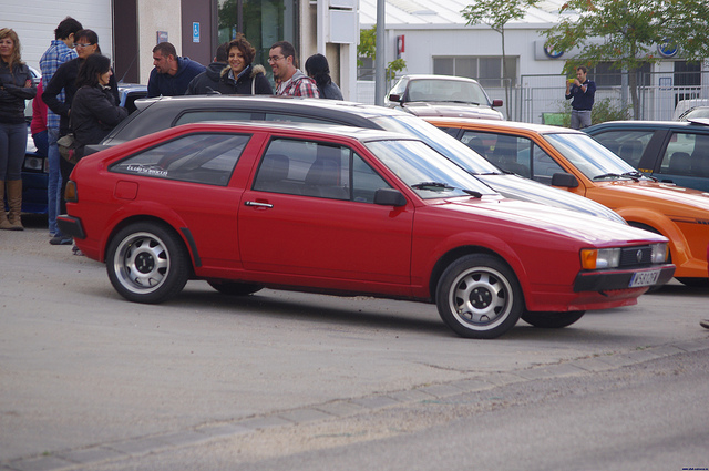 Volkswagen Scirocco 1.6 1983 photo - 5