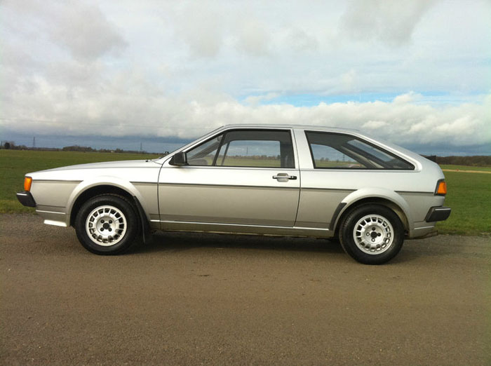 Volkswagen Scirocco 1.6 1983 photo - 6
