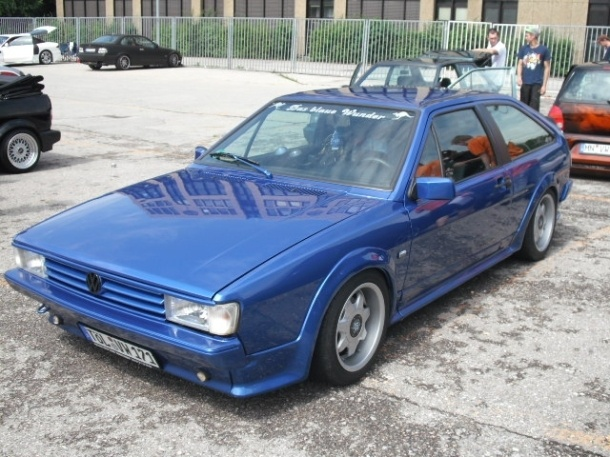 Volkswagen Scirocco 1.8 1991 photo - 11
