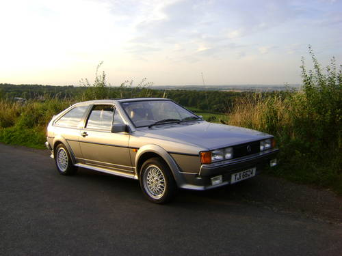 Volkswagen Scirocco 1.8 1991 photo - 12