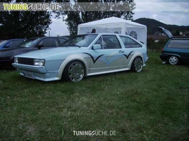 Volkswagen Scirocco 1.8 1991 photo - 4