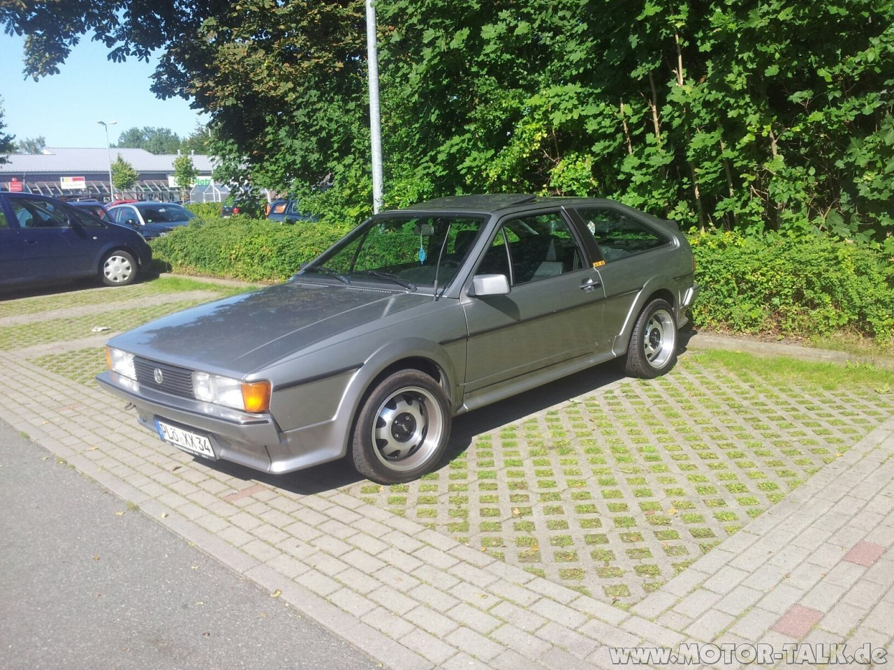 Volkswagen Scirocco 1.8 1991 photo - 5