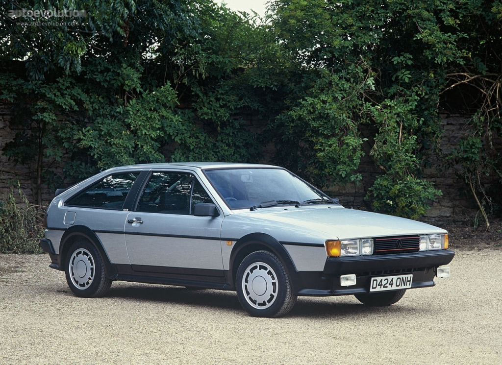 Volkswagen Scirocco 1.8 1991 photo - 8