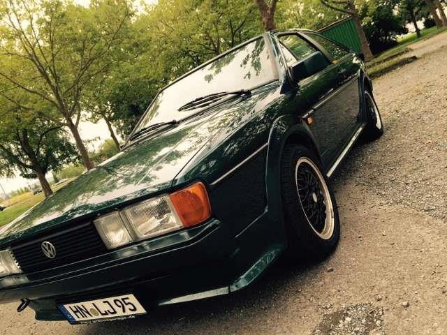 Volkswagen Scirocco 1.8 1991 photo - 9