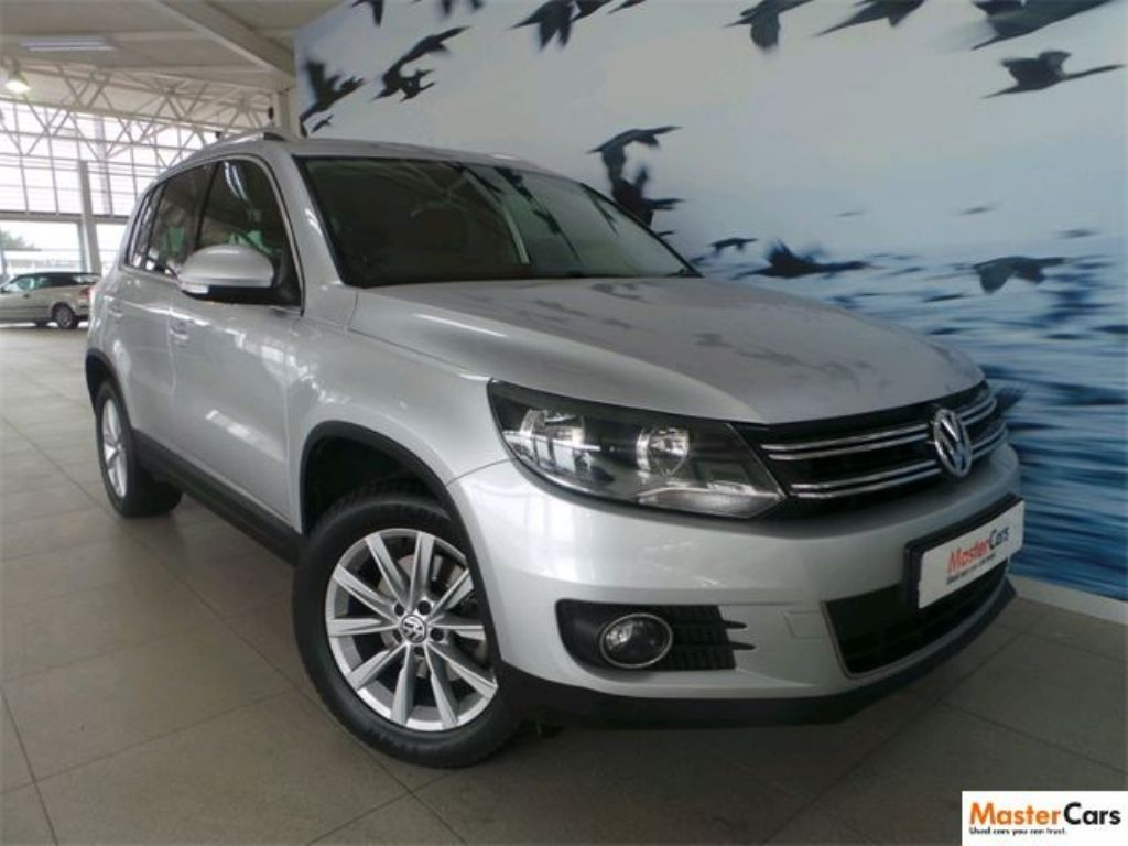 Volkswagen Tiguan 2.0 2012 photo - 1