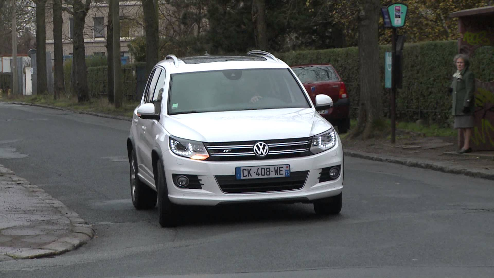 Volkswagen Tiguan 2.0 2012 photo - 4