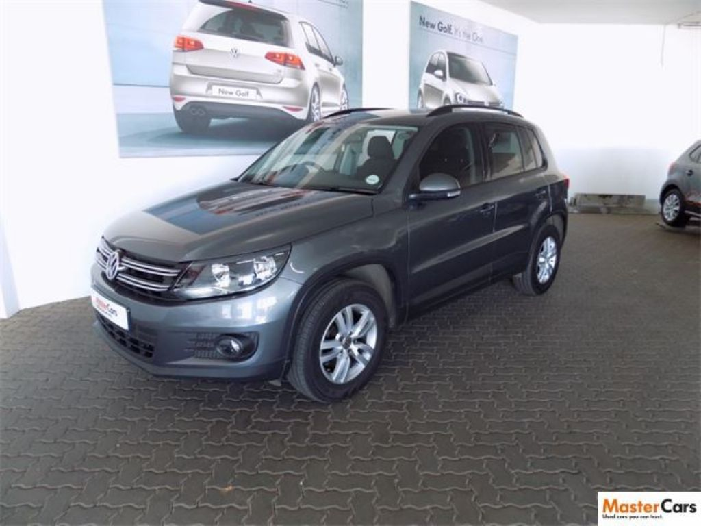 Volkswagen Tiguan 2.0 2012 photo - 8