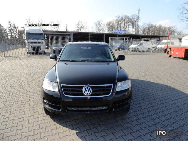 Volkswagen Touareg 2.5 2004 photo - 10