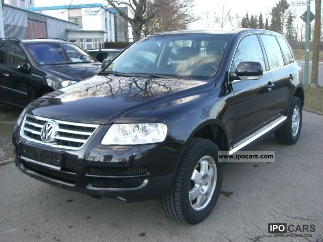Volkswagen Touareg 2.5 2004 photo - 11