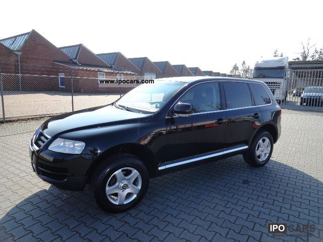 Volkswagen Touareg 2.5 2004 photo - 3