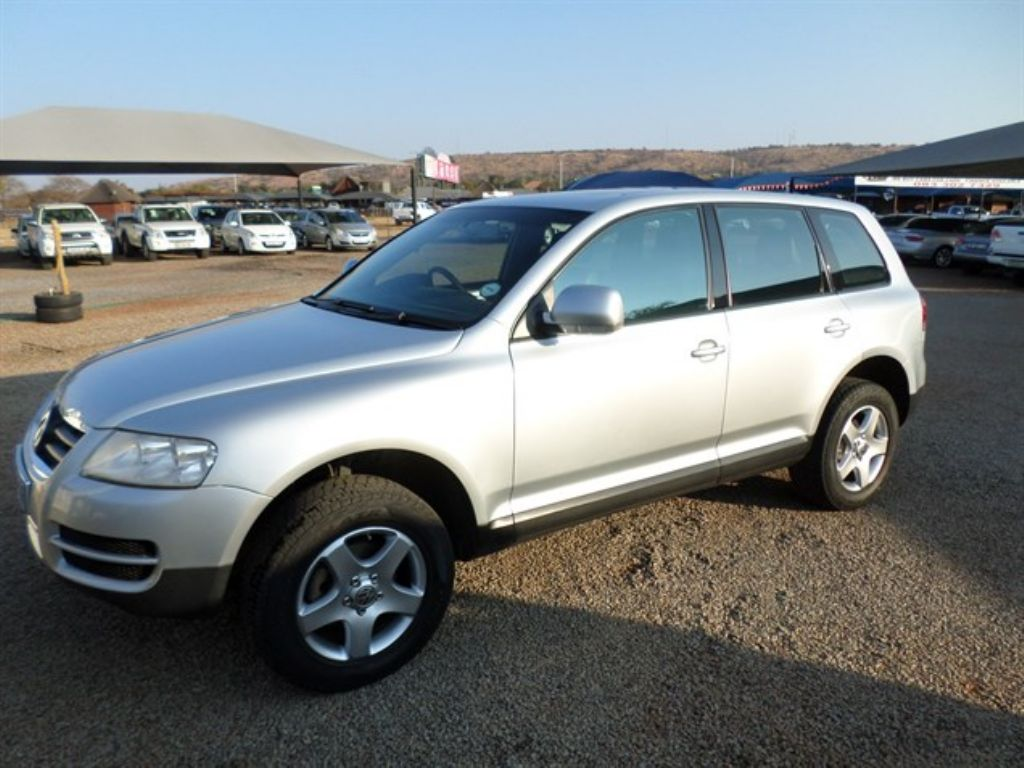 Volkswagen Touareg 2.5 2004 photo - 7