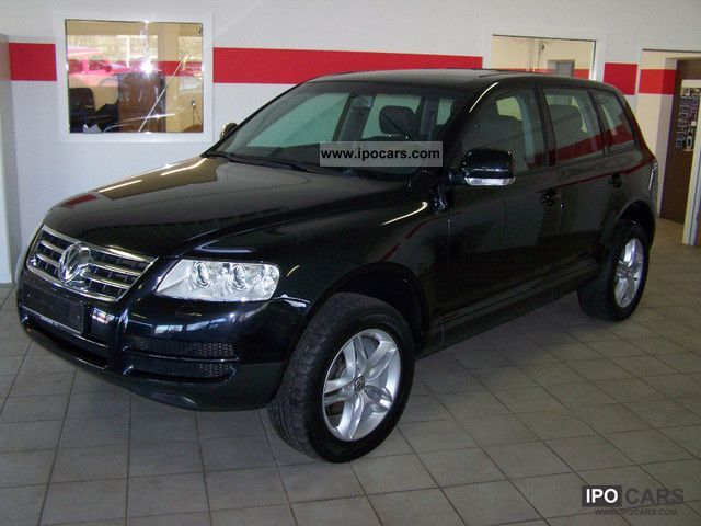 Volkswagen Touareg 2.5 2004 photo - 9