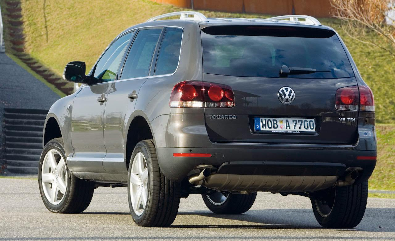 Volkswagen Touareg 3.0 2009 photo - 10